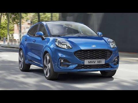 Ford Puma 2020 Suv Novo Suv Da Ford Que Chega Na Europa Youtube