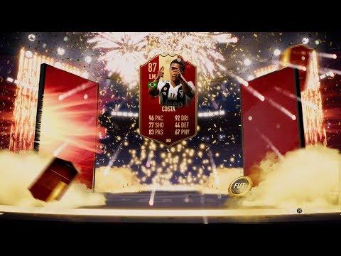 El Show de Regates de Douglas Costa IF! FIFA 19