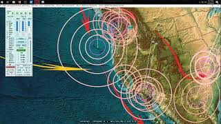 3/16/2018 -- Pacific goes silent -- Lack of earthquakes = building pressure? Keep watch