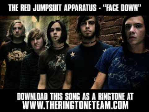 The Red Jumpsuit Apparatus - Face Down [ New Video + Lyrics + Download ]