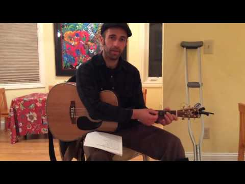 How to Play Chanukah Oh Chanukah on guitar