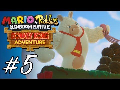 Donkey Kong Adventure #5 (Mario + Rabbids: Kingdom Battle DLC)