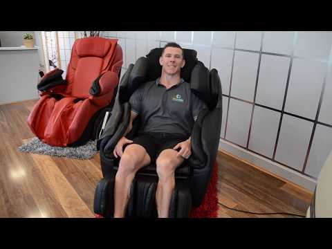 Introducing The Inada 3S Flex Massage Chair