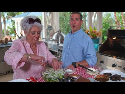 Labor Day Cookout - Paula Deen LIVE Event