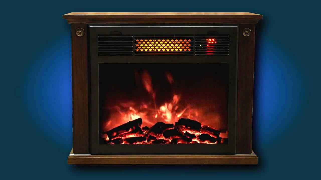 Thermal Wave Fireplace - YouTube