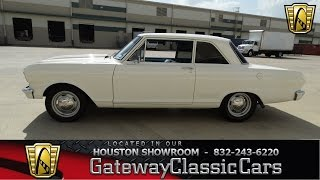 1964 Chevrolet Chevy II - Gateway Classic Cars of Houston - Stock 422-HOU