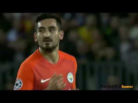 İlkay Gündoğan vs Barcelona Away 19/10/2016