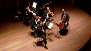 Shostakovich - Piano Quintet Gminor-1.Prelude, Lento-Elizaveta Kopelman-Kopelman String Quartet