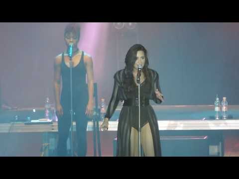 Demi Lovato  Dont Forget & Yes ZFestival 10122016