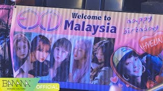 [EXID(이엑스아이디)] K-Wave 3 Music Festival in Malaysia 비하인드
