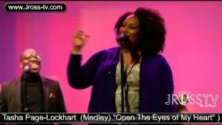 "James Ross @ Tasha Page-Lockhart - ""Open The Eyes Of My Heart"" - www.Jross-tv.com"