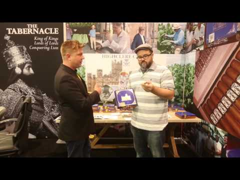 IPCPR 2017: Foundation Cigar Co./Highclere Castle