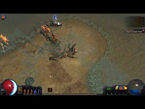 Path Of Exile 3 Exploration of the Mud Flats