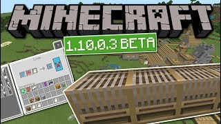 Minecraft - How to use THE LOOM ( Explained ) 1.10 BETA - MCPE / Bedrock / Xbox / Windows 10