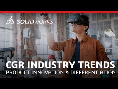 Consumer Goods & Retail Industry Trends - Product Innovation & Differentiation - SOLIDWORKS