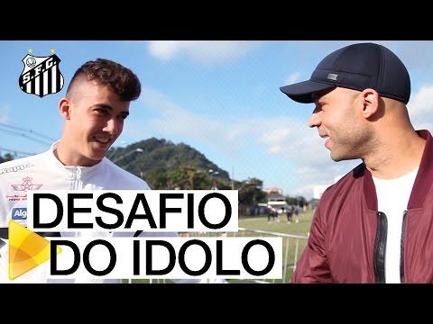 Alex propõe desafio a Gustavo Henrique