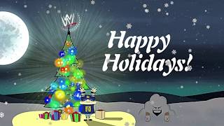 Happy Holidays from WWE Roblox!