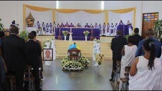 vuclip Umuhango wo Gushyingura senateri Jean De Dieu Mucyo