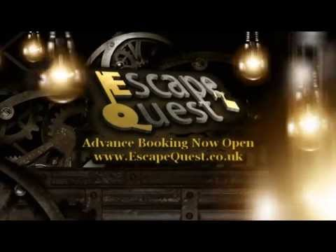 Escape Quest Booking Open