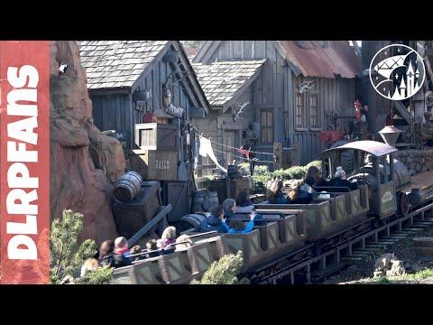 Disneyland Paris Big Thunder Mountain Is The Wildest Ride In The Wilderness