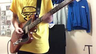 RADWIMPS カタルシスト ギター 弾いてみた。(guitar cover)