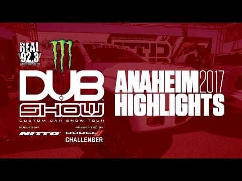 2017 DUB Show: Anaheim Highlights!