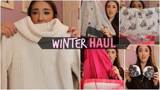 Winter Haul | VS Semi Annual, Banana Republic, Gap Thumbnail