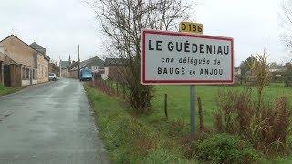 Baugé en Anjou, la pionnière des communes nouvelles