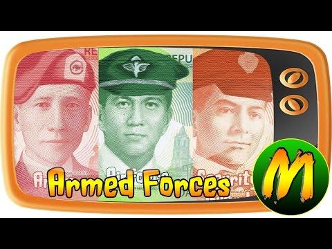 Usapang Pera: Armed Forces
