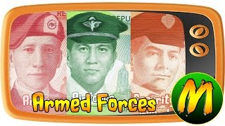 Usapang Pera: Armed Forces