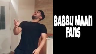 Babbu maan Katad fans | Babbu Maan