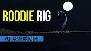 Карпфишинг TV :: оснастка для дальнего заброса Roddie RIG