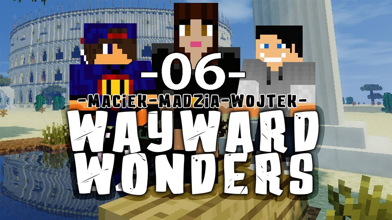 Wayward Wonders #06 – Atlantyda /w Gamerspace, Undecided
