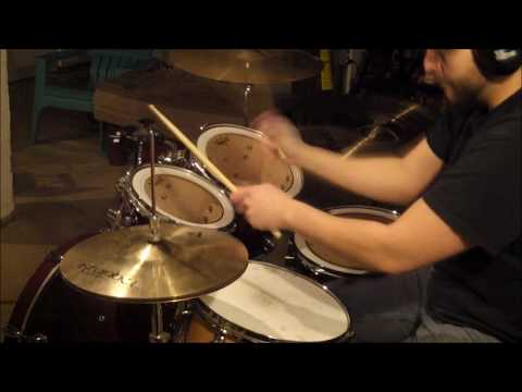 "Judah and The Lion ""Over My Head""  Drum Cover : SPECTRALDRUMMER Mp3"