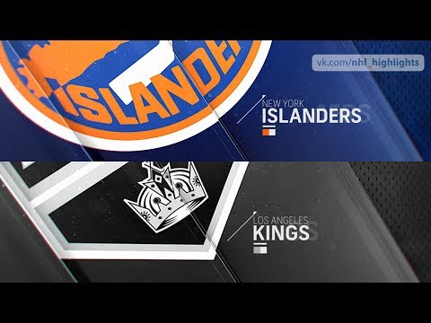 New York Islanders vs Los Angeles Kings Oct 18, 2018 HIGHLIGHTS HD