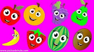 Cancion de las frutas