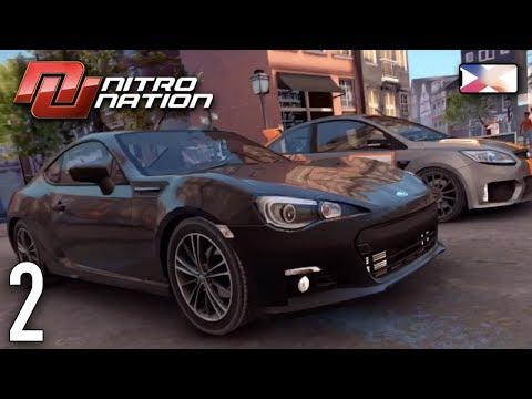 NITRO NATION™ 6 - Multiplayer Drag Race Gameplay