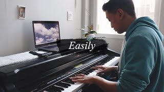 Bruno Major - Easily | Ameer Corro Piano Cover