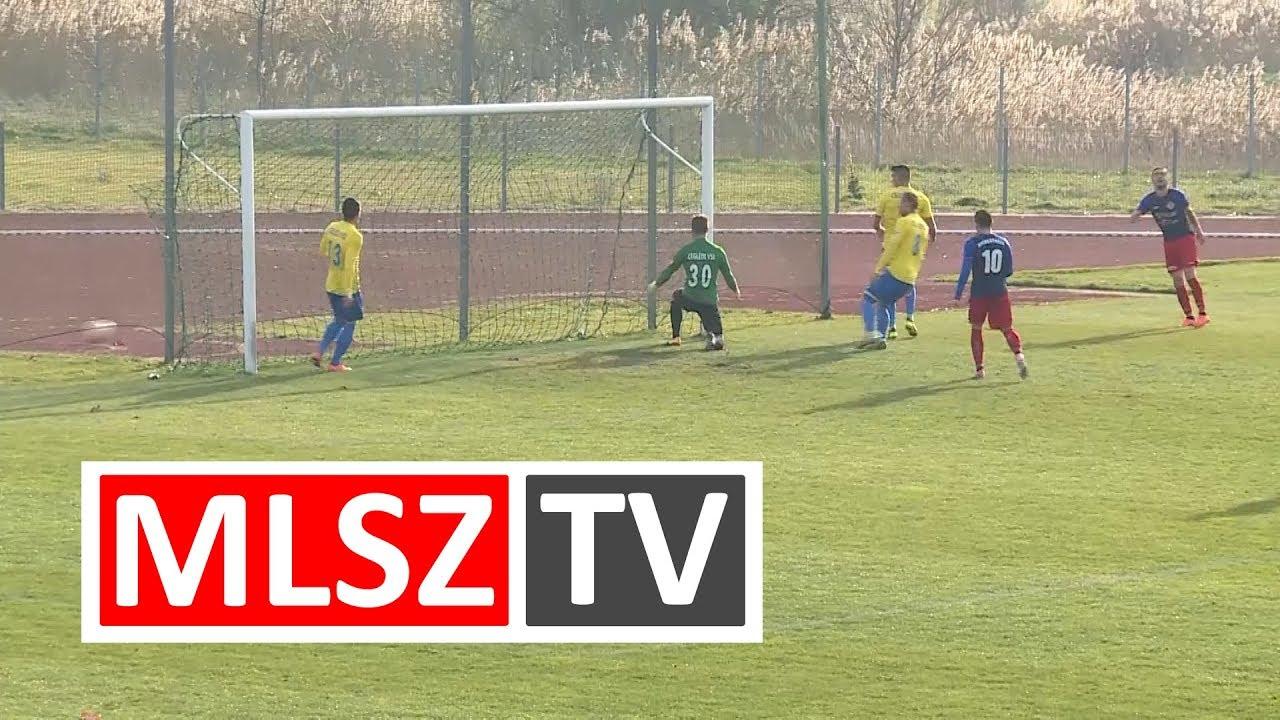 Ceglédi VSE - Nyíregyháza Spartacus FC |2-1 (1-1) | Merkantil Bank Liga NB II.| 16. forduló |