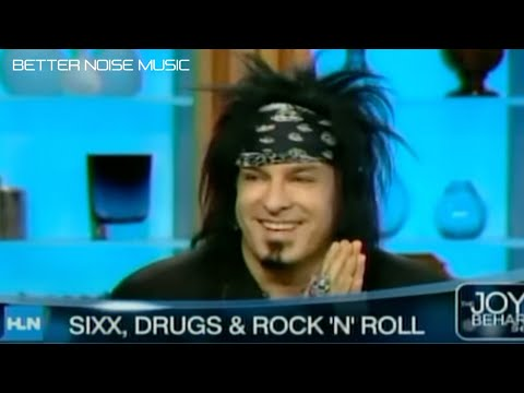 Nikki Sixx Interview From The Joy Behar Show (5/10/11)