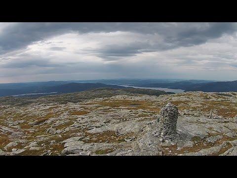 Osterøy - Hesjedalsbotnen til Høgafjellet - dronefilm