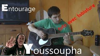 Baixar Youssoupha - Entourage - Tuto + tab [Guitare] - QuestionMusique