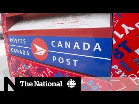 Canada Post Won't Restore Door-to-door Mail Service