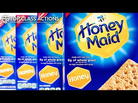 Lawsuit Claims Honey Maid Is Misleading Consumers With Deceptive Labeling