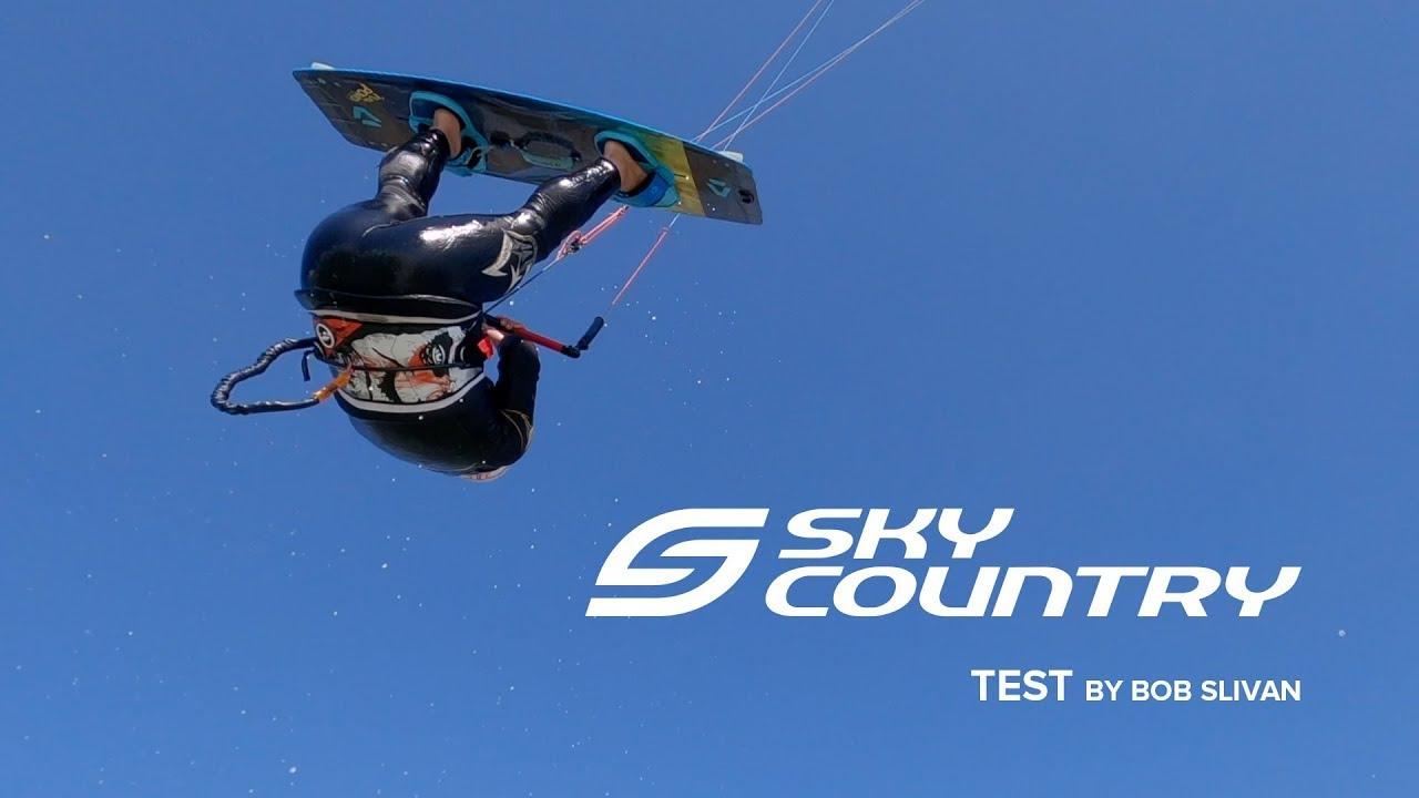 Тестируем парафоилы от Sky Country. Ukraine kitesurfing