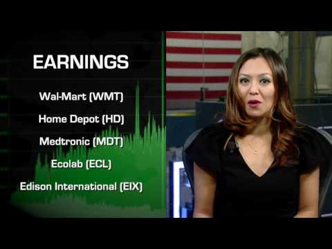 02/21 Wall Street to Cheer Strong Retail Results