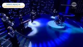 Paweł Ejzenberg - Mam Talent- finał