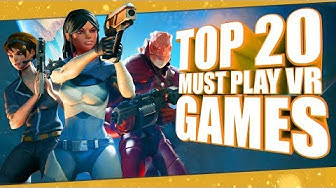 20 VR Multiplayer Games You Must Play