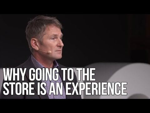 Why Going to the Store Is an Experience | Doug Stephens