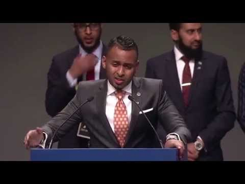 Ahmed Mukhtar promoted to SVP - ACN Rome 2015 full version
